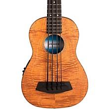 Kala Exotic Mahogany Acoustic U-Bass