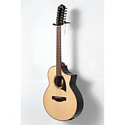 Ibanez Exotic Wood AEW2212CD-NT 12-String Acoustic-Electric Guitar