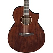 Ibanez Exotic Wood AEW40CD-NT Acoustic-Electric Guitar