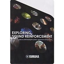 Yamaha Exploring Sound Reinforcement Instructional DVD