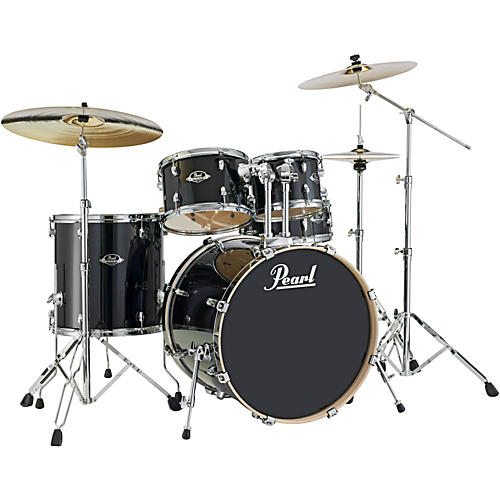 Pearl Export EXL Fusion 5-Piece Drumset with Hardware-thumbnail