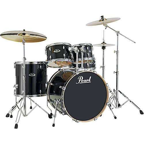 Pearl Export EXL New Fusion 5-Piece Drum Set with Hardware-thumbnail