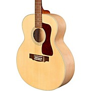 Guild F-2512E Jumbo Acoustic-Electric Guitar