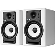 "Fluid Audio F5 5"" Active Studio Monitor - White (Pair)"
