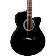 Fender FA-135CE Cutaway Concert Acoustic-Electric Guitar