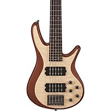 Mitchell FB705 Fusion Series 5-String Bass Guitar with Active EQ