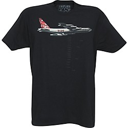 FEA Merchandising EVH Bomber Slim Fit T-Shirt (EV334-X Large)