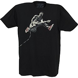 FEA Merchandising EVH Eddie Jumping Slim Fit T-Shirt (EV333-Medium)