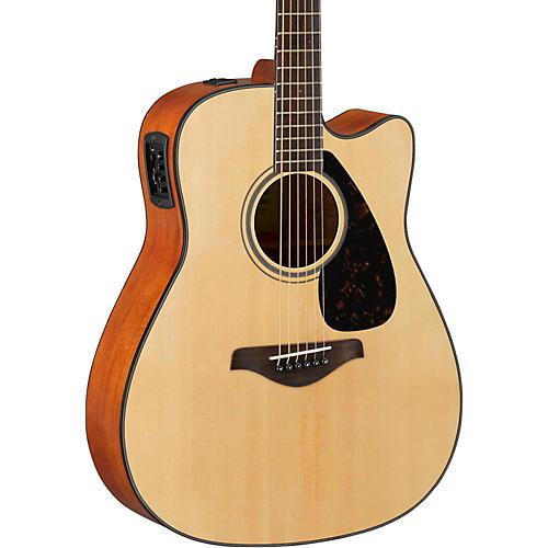 Yamaha FG Series FGX800C Acoustic-Electric Guitar-thumbnail