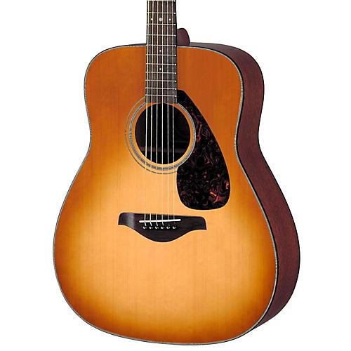 Yamaha FG710S Folk Acoustic Guitar-thumbnail