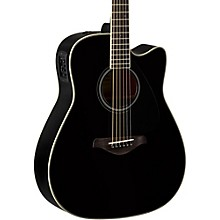 Yamaha FGX820C Dreadnought Acoustic-Electric Guitar