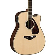 Yamaha FGX830C Folk Acoustic-Electric Guitar