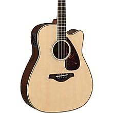 Yamaha FGX830C Folk Acoustic-Electric Guitar