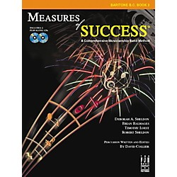 FJH Music Measures of Success Baritone B.C. Book 2 (BB210BBC)