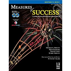 FJH Music Measures of Success Baritone T.C. Book 1 (BB208BTC)