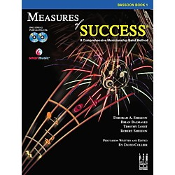 FJH Music Measures of Success Bassoon Book 1 (BB208BSN)