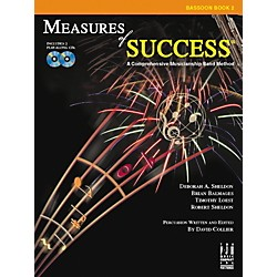 FJH Music Measures of Success Bassoon Book 2 (BB210BSN)