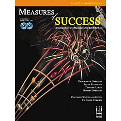 FJH Music Measures of Success E-flat Alto Clarinet Book 2 (BB210ACL)