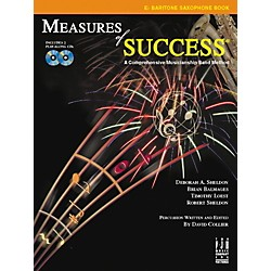 FJH Music Measures of Success E-flat Baritone Saxophone Book 2 (BB210BSX)