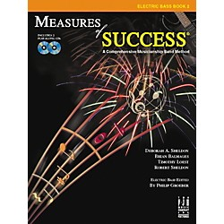FJH Music Measures of Success Electric Bass Book 2 (BB210EB)