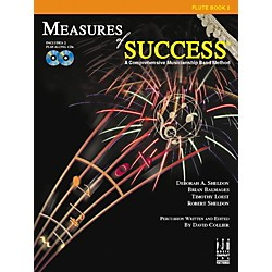 FJH Music Measures of Success Flute Book 2 (BB210FL)