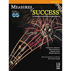 FJH Music Measures of Success Oboe Book 2 (BB210OB)