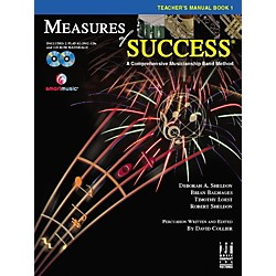 FJH Music Measures of Success Teacher's Manual Book 1 (BB208TM)