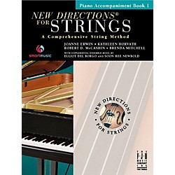 FJH Music New Directions For Strings, Piano Accompaniment Book 1 (SB303PIA)