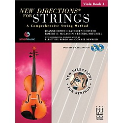 FJH Music New Directions For Strings, Viola Book 2 (SB304VLA)