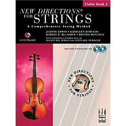 FJH Music New Directions For Strings, Violin Book 2 (SB304VN)
