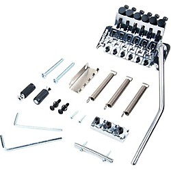 FLOYD ROSE Original Series Left Handed Tremolo Bridge with L3 Nut (FRT-100LL3)