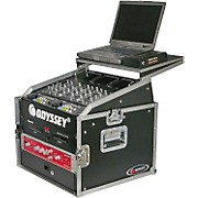 Odyssey FRGS806 Flight Ready Combo Rack Black Label