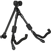Proline FS100AE Foldable A-frame Stand for Acoustic, Electric, and Bass Guitars