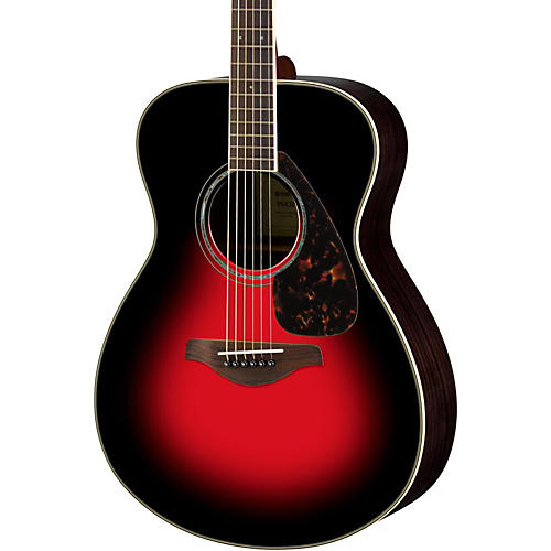 Yamaha FS830 Small Body Acoustic Guitar-thumbnail