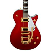Gretsch Guitars FSR Two-Tone Electromatic Pro Jet with Bigsby Electric Guitar