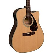 Yamaha FX335C Dreadnought Acoustic-Electric Guitar