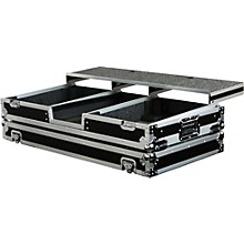 Odyssey FZGSPBM10W Remixer Turntable DJ Coffin Case 10""