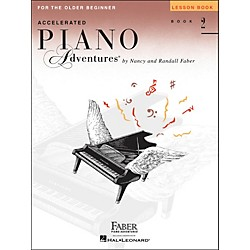 Faber Music Accelerated Piano Adventures For The Older Beginner Lesson Book 2 (420231)