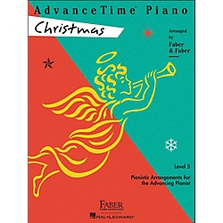 Faber Music Advancetime Piano Christmas Level 5 - Faber Piano (420203)