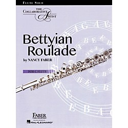 Faber Music Bettyian Roulade Flute Solo By Nancy Faber (103217)