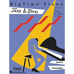 Faber Music Bigtime Jazz & Blues L4 (420120)