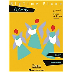 Faber Music Bigtime Piano Hymns Level 4 Intermediate - Faber Piano (420251)