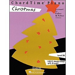 Faber Music Chordtime Piano Christmas Level 2B - Faber Piano (420114)