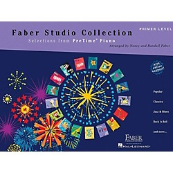 Faber Music Faber Studio Collection - Selections from PreTime Piano Primer Level (119431)