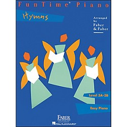 Faber Music Funtime Piano Hymns Level 3A-3B Easy Piano - Faber Piano (420142)