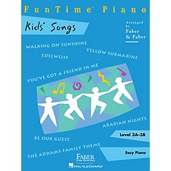 Faber Music Funtime Piano Kids Songs - Faber Piano Adventures (420324)