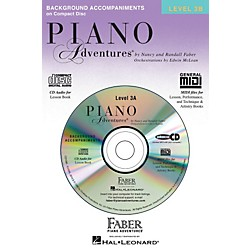 Faber Music Piano Adventures CD For Lesson Level 3B - Faber Piano (420073)