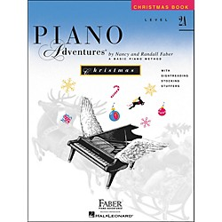 Faber Music Piano Adventures Christmas Book Level 2A - Faber Piano (420207)