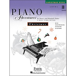Faber Music Piano Adventures Christmas Book Level 3B - Faber Piano (420226)