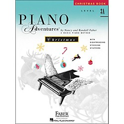 Faber Music Piano Adventures Christmas Level 3A - Faber Piano (420209)